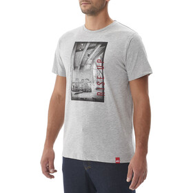 Millet Millet Urban M Limited TS Manga Corta Hombre, heather grey